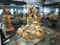 Reperti del museo di Policoro