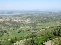 Vista belvedere Rotondella
