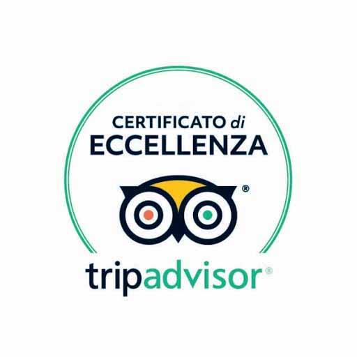 certificato eccellenza tripadvisor Il Pago