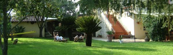 giardino agriturismo basilicata