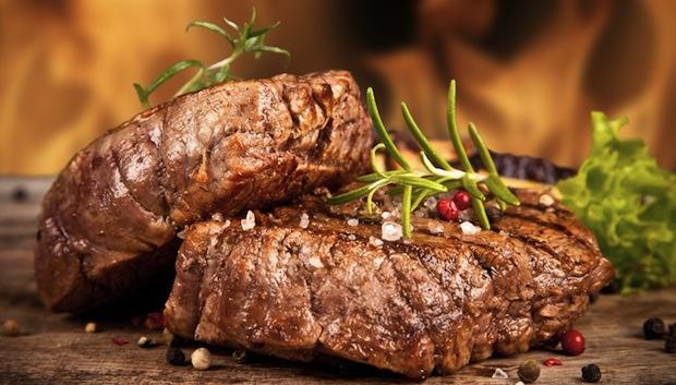 Carne arrosto alla brace - Rotondella