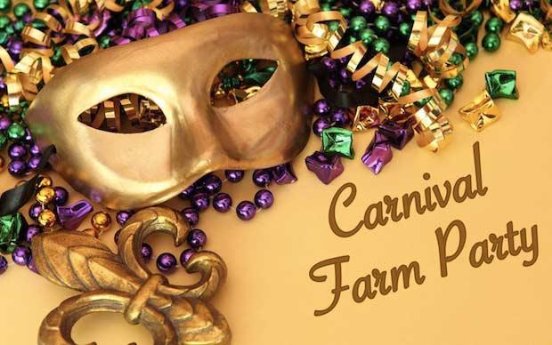 Cena di Carnevale in agriturismo