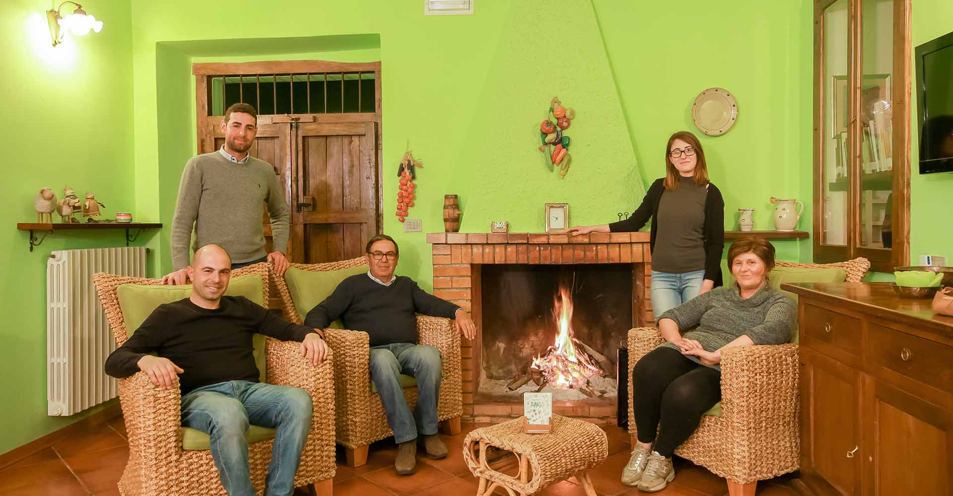 Il Pago Agriturismo Famiglia Bianco