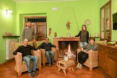 Famiglia Bianco Agriturismo Il Pago