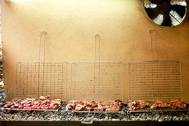 Arrosto misto carne alla brace azienda agrituristica Il Pago