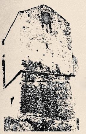 Torre dei Sanseverino a Rotondella