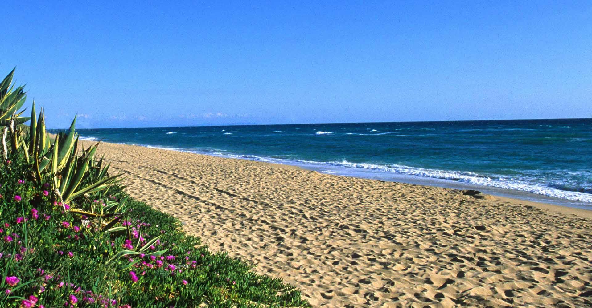 Spiaggia Costa Jonica Rotondella