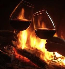 San Valentino cena a lume di candela