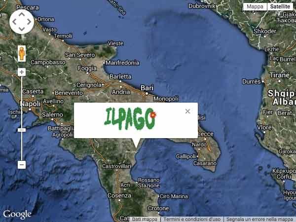 Mappa Il Pago