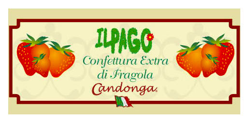 Confettura Extra di Fragole Candonga