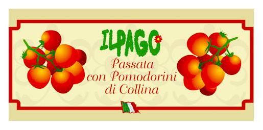 Passata di Pomodoro con Pomodorini di Collina