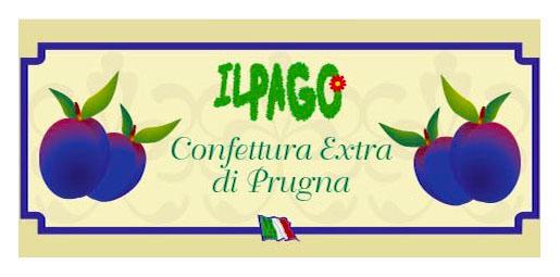 Confettura Extra di Prugna