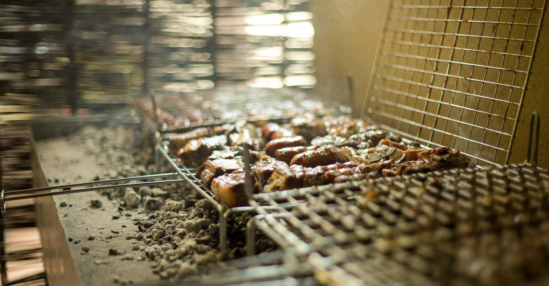 Arrosto misto carne brace ristorante Il Pago Agriturismo