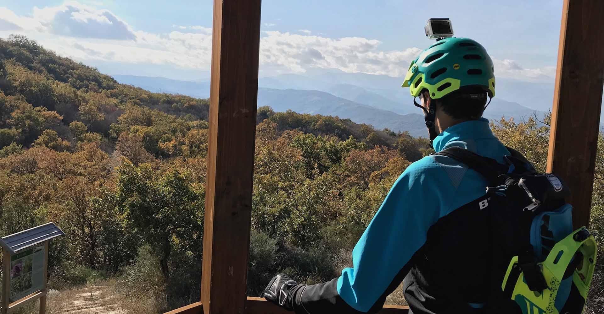 Escursioni in Mountain Bike Basilicata