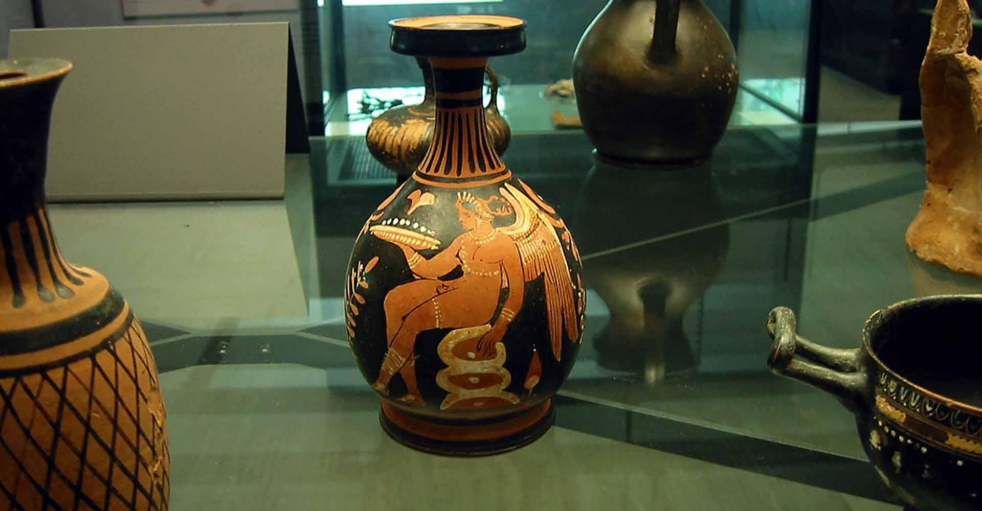 Policoro e il museo della Siritide