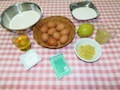 Torta Pan di Spagna